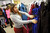 Laura Lopez looks for the perfect prom dress during Operation School Bell's annual Prom Day event at the Assistance League of Los Angeles Thursday March 7, 2013.  Fifty-five homeless or needy LAUSD high school girls were able to select a dress, shoes and accessories during the event.(Andy Holzman/Los Angeles Daily News)