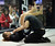 UFC fighter Liz Carmouche during an open workout at the UFC Gym in Torrance, CA Wednesday, February 20, 2013. (Hans Gutknecht/Staff Photographer)
