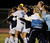 The Girls from Quartz Hill celebrate after they defeated South Torrance in a sudden death overtime in a Southern Section Division IV Semifinal soccer game. Quartz Hills, CA 2/23/2013(John McCoy/Staff Photographer)