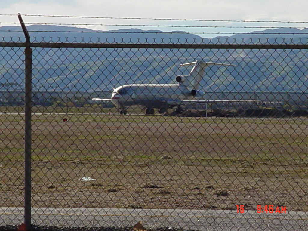 Description of . 1973 Boeing 727 jet belonging to Scot Spencer's SBD Aircraft Services, Inc. that will be auctioned off by the Tax Collector's Office at end of May. Courtesy photo.