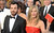 Justin Theroux and Jennifer Aniston arrives at the 85th Academy Awards at the Dolby Theatre in Los Angeles, California on Sunday Feb. 24, 2013 ( Hans Gutknecht, staff photographer)