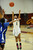 02-23-2012--(LANG Staff Photo by Sean Hiller)- Narbonne beat El Camino Real 47-39 in Saturday's L.A. City Section Division I semifinal girls basketball game. Kayla Brady dominates for Narbonne.