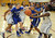 02-23-2012--(LANG Staff Photo by Sean Hiller)- Narbonne beat El Camino Real 47-39 in Saturday's L.A. City Section Division I semifinal girls basketball game. Narbonne's Jade Everage (20), left, Kiana Angel (4), center, Latecia Smith (3), right, battle El Camino's Shaina Van Stryk (33) and Sukari Richardson (4) for control of the ball.