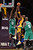 Lakers Antawn Jamison shoots two as Celtics' Jeff Green and Kevin Garnett defends during first half action at Staples Wednesday.  Photo by David Crane/Staff Photographer