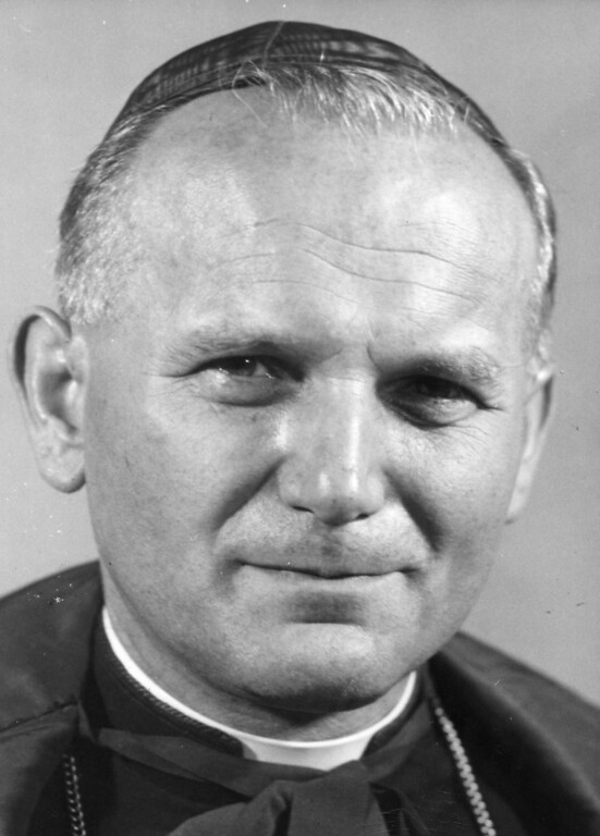 Description of . Karol Cardinal Wojtyla from Poland has been elected Oct. 16, 1978 as the new Pontiff by the 111 conclavists. The new Pope has chosen the name of Pope John Paul II. Picture taken in 1971. (Ap Photo)