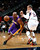 ATLANTA, GA - MARCH 13:  Kobe Bryant #24 of the Los Angeles Lakers drives around Dahntay Jones #30 of the Atlanta Hawks at Philips Arena on March 13, 2013 in Atlanta, Georgia.  NOTE TO USER: User expressly acknowledges and agrees that, by downloading and or using this photograph, User is consenting to the terms and conditions of the Getty Images License Agreement.  (Photo by Kevin C. Cox/Getty Images)