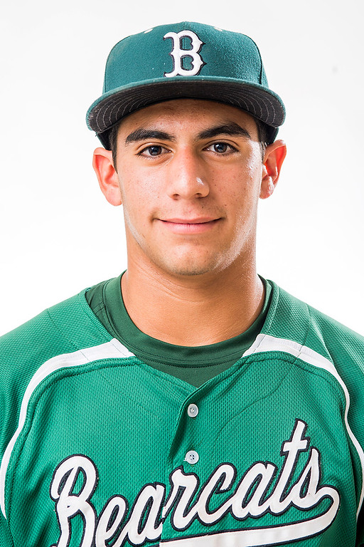 Description of . Bonita High's Alex Gonzalez has been selected for the SGV Tribune's All-area Baseball Team June 10, 2014.   (Staff photo by Leo Jarzomb/San Gabriel Valley Tribune)