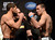 UFC fighters Court McGee and Josh Neer during weigh-ins for UFC 157 Rousey vs Carmouche at the Honda Center in Anaheim Friday, February  22, 2013.  (Hans Gutknecht/Staff Photographer)