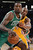 Lakers Kobe Bryant defends against Celtics' Jeff Green during first half action at Staples Wednesday.  Photo by David Crane/Staff Photographer