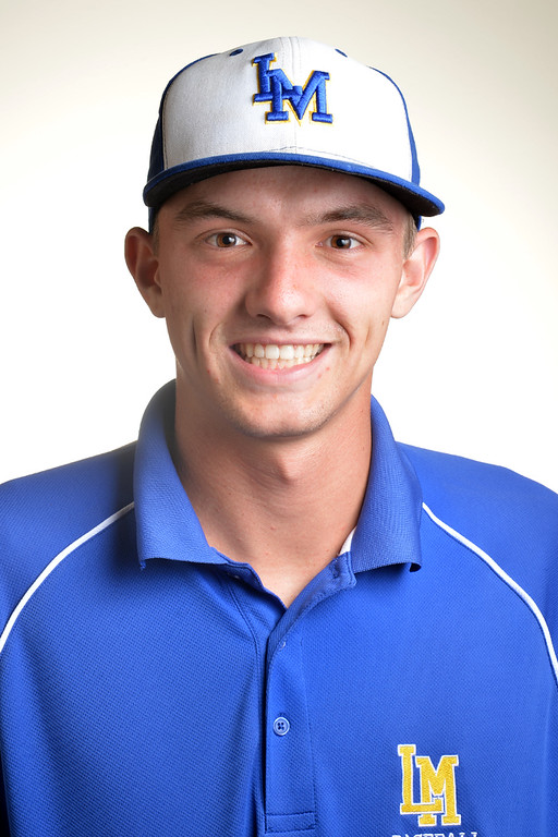 Description of . Blake Wilson from La Mirada High School was selected to the Whittier Daily News All-Area Baseball team on Tuesday June 10, 2014. (Photo by Keith Durflinger/Whittier Daily News)