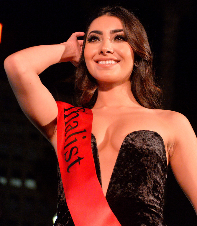 . Miss Toyota Grand Prix competition at theThunder Thursday on Pine  part of  Long Beach Grand Prix in in Long Beach CA. Thursday April 10, 2014.  (Thomas R. Cordova-Daily Breeze/Press-Telegram)