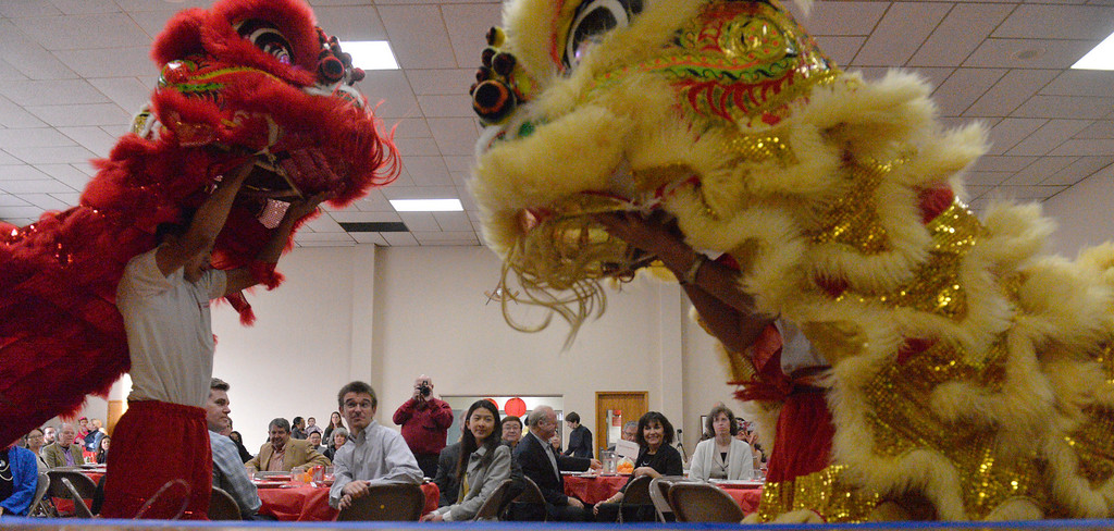 . The Long Beach - Qingdao Sister City Association\'s 14th Annual Chinese New Year & Celebration of the Spring Festival in Long Beach, CA. Sunday February 9, 2014.  (Thomas R. Cordova/Press-Telegram/Daily Breeze)