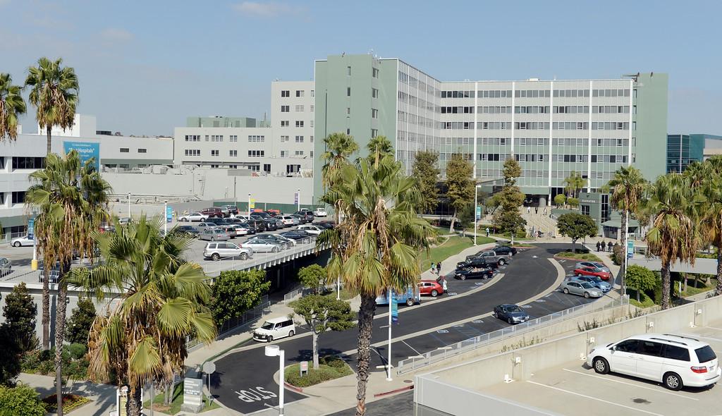 . Long Beach Memorial Medical Center in Long Beach CA Wednesday October 2, 2013.  (Photo by Thomas R. Cordova/ Daily Breeze)