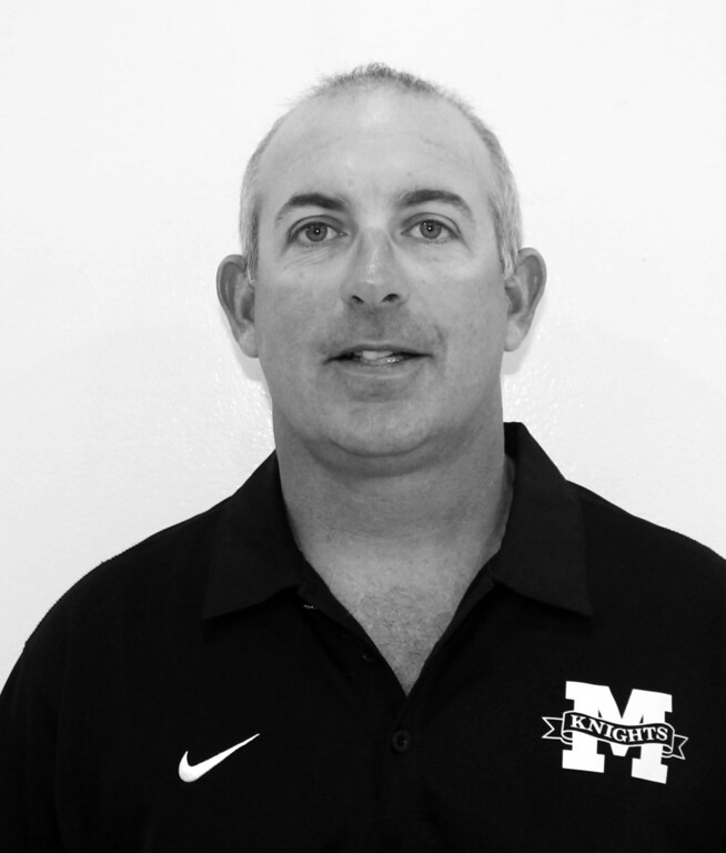 . Kevin Norman  BMHS Boys Volleyball coach
