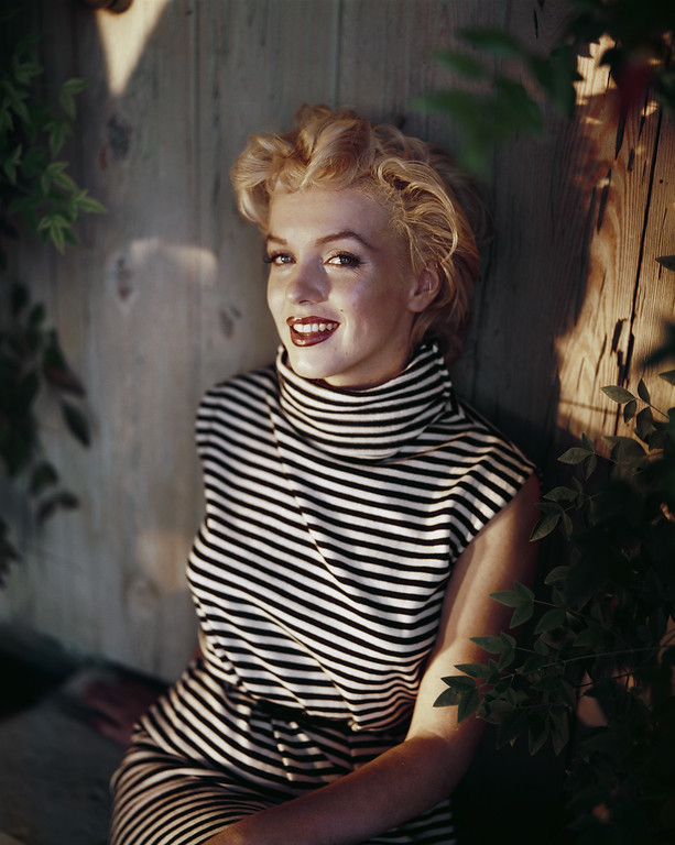 . American actress Marilyn Monroe (Norma Jean Mortenson or Norma Jean Baker, 1926 - 1962).   (Photo by Baron/Getty Images)