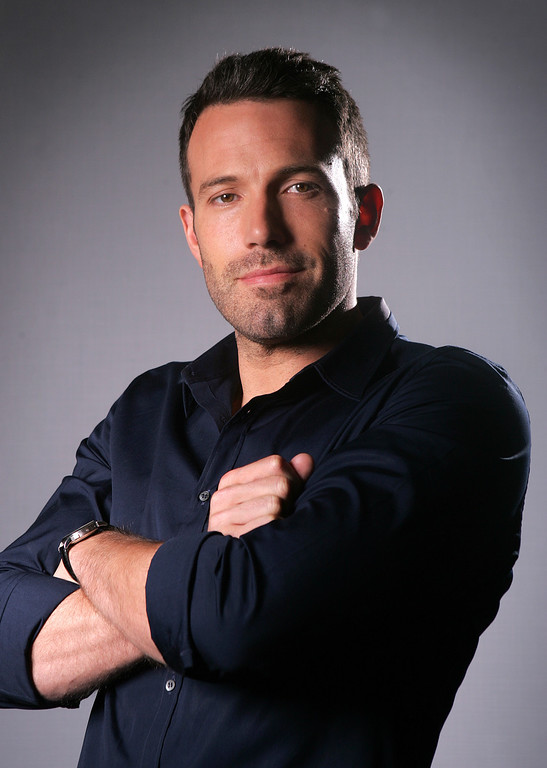 """. In this Sept. 10, 2010 file photo, Ben Affleck, director of the film \""""The Town,\"""" poses for a portrait while promoting the film at the Toronto International Film Festival.   (AP Photo/Carlo Allegri, file)"""