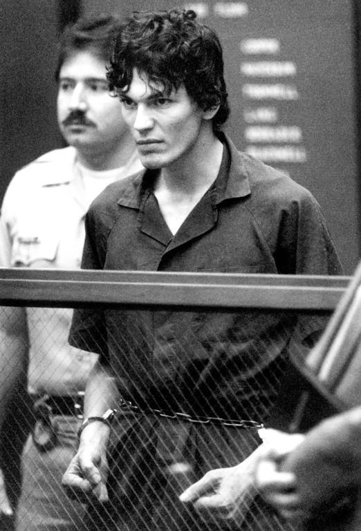 . Richard Ramirez.  (Daily News file photo)