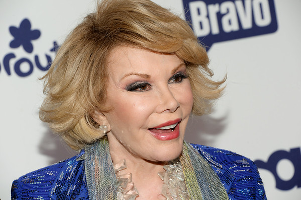 PHOTOS: Joan Rivers has died at 81