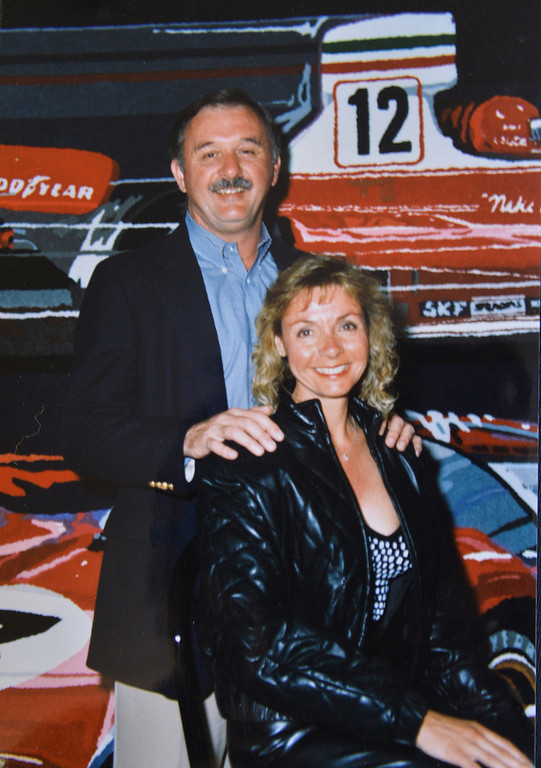 . Volunteers such as Gary and Phyllis Halliday are what power the Grand Prix Foundation, the charitable arm that hosts two major fundraising events in conjunction with the Toyota Grand Prix of Long Beach in Long Beach, CA. Monday February 17, 2014.(Courtesy Photo by the Halliday\'s )