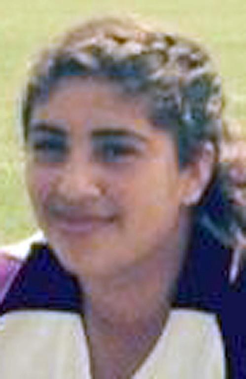 . Natalie Calderas has been named to the Inland Valley Daily Bulletin\'s All-Area softball team. Calderas is a junior at Jurupa Hills High School. Courtesy photo to the Inland Valley Daily Bulletin.