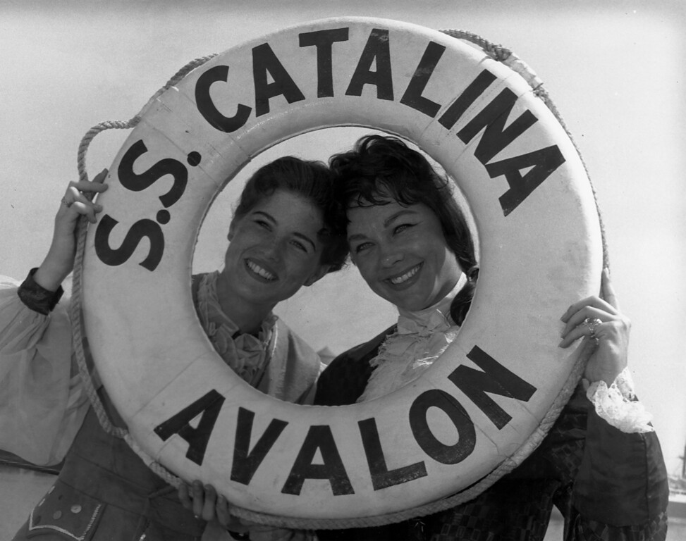 . SS Catalina Photo Courtesy Catalina Island Museum