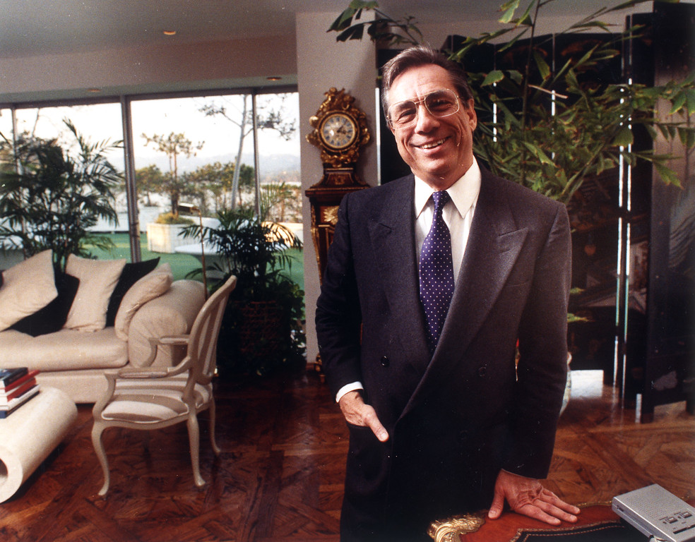 . Donald Sterling on December 29, 1988.   (Los Angeles Daily News file photo)