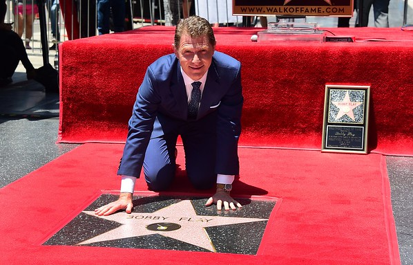 PHOTOS: Bobby Flay honored with Hollywood Walk of Fame star