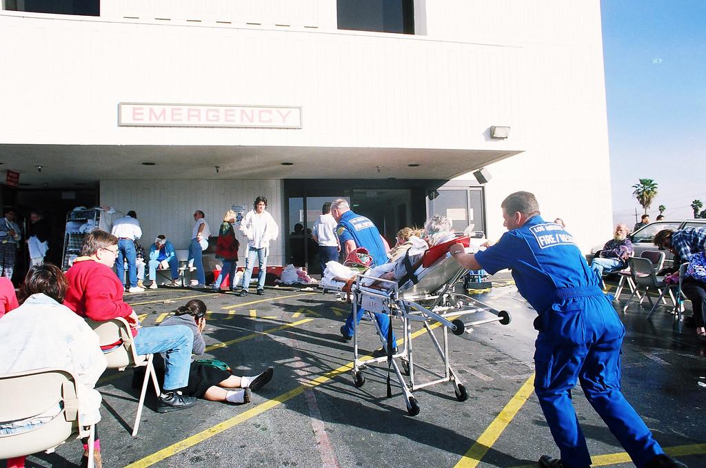 . 1994 Northridge Earthquake: The 6.7-magnitude earthquake struck on January 17, 1994 at 4:31 a.m.   (Los Angeles Daily News file photo)