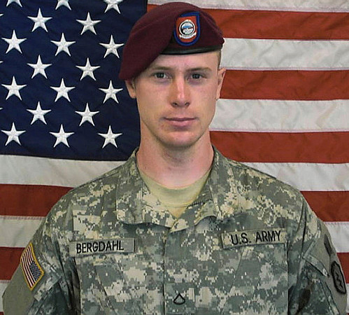 PHOTOS: Army Sgt. Bowe Bergdahl charged with desertion