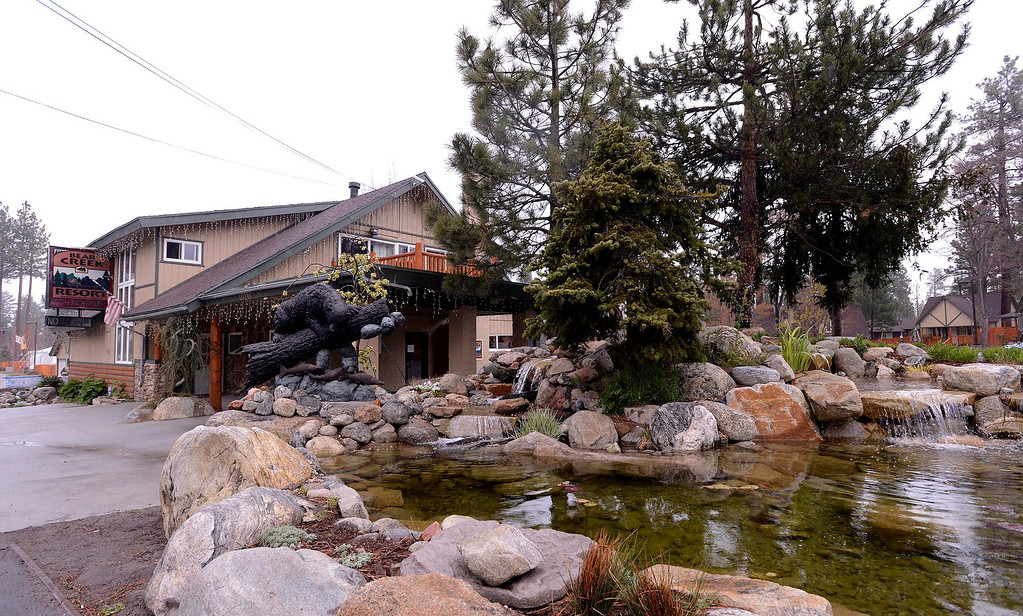 . A view of a David Stone\'s Bear Creek Resort & Spa in Big Bear Lake May 6, 2013.  David Stone has a vision transforming Big Bear into a more upscale tourist town.  GABRIEL LUIS ACOSTA/STAFF PHOTOGRAPHER.