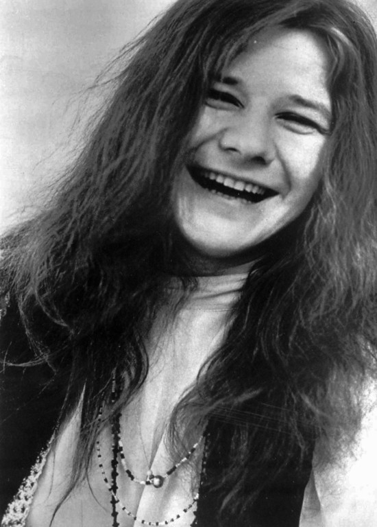 . An October 1970 photo of Janis Joplin. (AP photo)