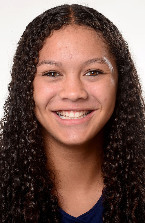 . Patricia Parks has been named to the Inland Valley Daily Bulletin\'s All-Area softball team. Parks is a junior at Chino Hills High School. Sarah Reingewirtz staff photo Inland Valley Daily Bulletin.