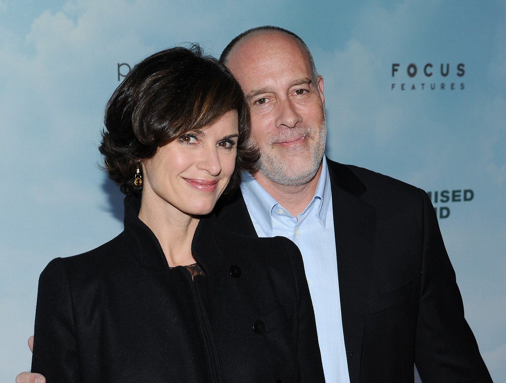 ". Elizabeth Vargas and Marc Cohn attend the premiere of ""Promised Land\"" at AMC Loews Lincoln Square on Tuesday Dec. 4, 2012 in New York. (Photo by Evan Agostini/Invision/AP)"