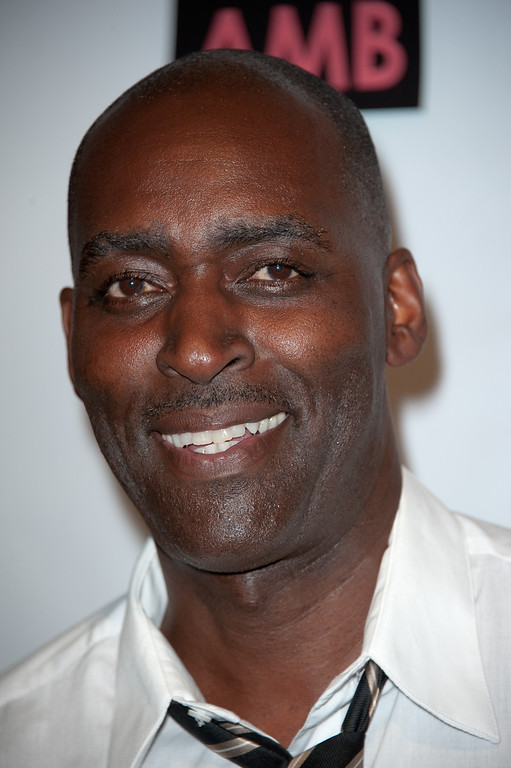 . Michael Jace attends WordTheatre presents Storytales at FordAmphitheatre on Saturday, Oct, 6, 2012, in Los Angeles, California. (Photo by Richard Shotwell/Invision/AP)