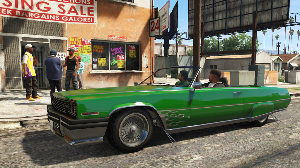 ". This publicity photo released by Rockstar Games shows a screen shot from the video game, ""Grand Theft Auto V.\"" (AP Photo/Rockstar Games)"