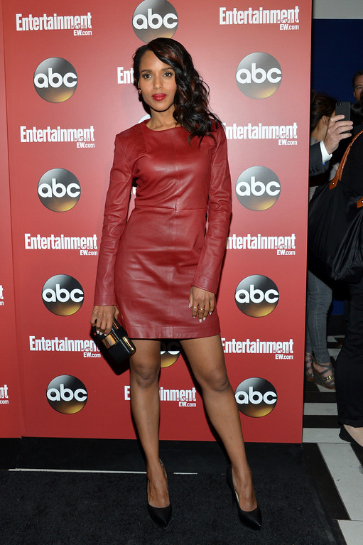 . NEW YORK, NY - MAY 14:  Kerry Washington attends the Entertainment Weekly & ABC-TV Upfronts Party at The General on May 14, 2013 in New York City.  (Photo by Slaven Vlasic/Getty Images for Entertainment Weekly)