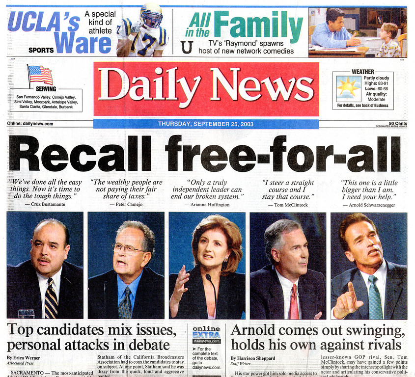 . Los Angeles Daily News file photo
