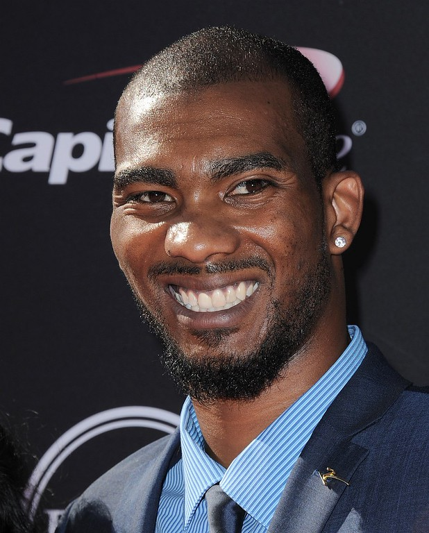 . Minnesota Timberwolves\' Corey Brewer arrives at the ESPY Awards on Wednesday, July 17, 2013, at Nokia Theater in Los Angeles. (Photo by Jordan Strauss/Invision/AP)