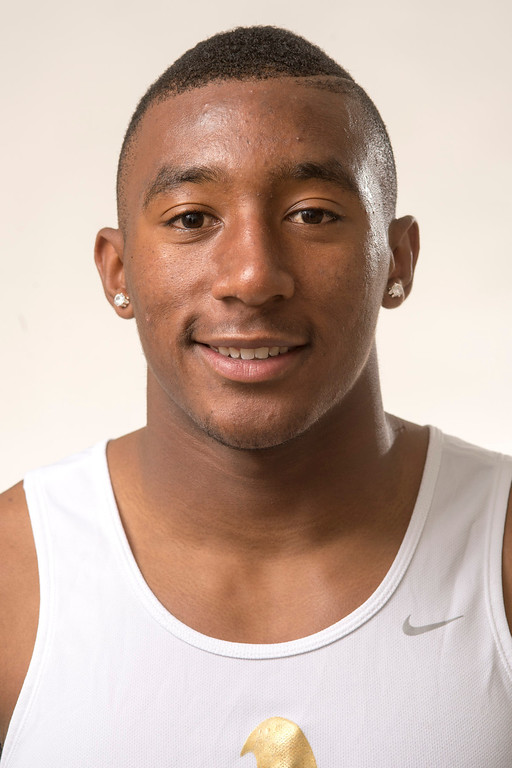 . Bishop Amat High\'s Darren Andrews has been selected for the SGV Tribune\'s All-area Boys Track Team June 10, 2013.   (SGVN staff photo by Leo Jarzomb)
