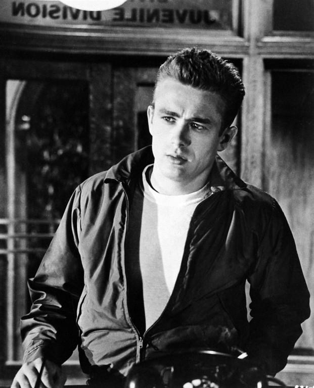 ". In this 1955 file photo, James Dean is shown as Jim Stark in a scene from ""Rebel Without A Cause.\""  (AP Photo, file)"