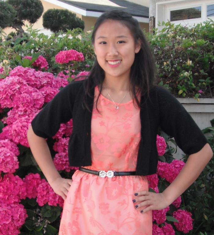 . Name: Madeleine Yu