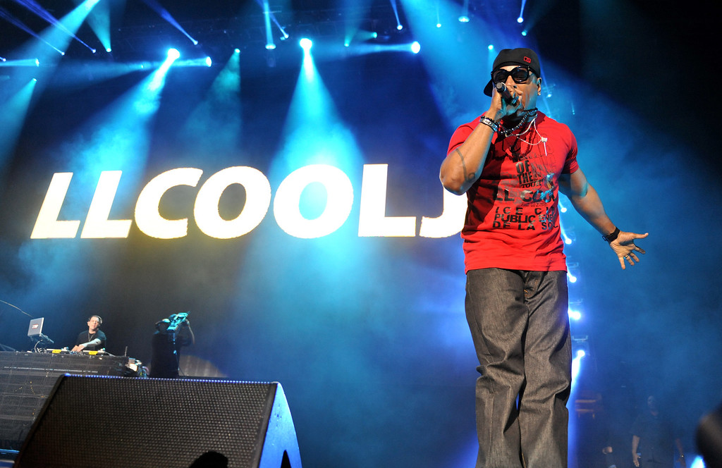 . LL Cool J performs at the Essence Festival at the Superdome on Friday, July 5, 2013, in New Orleans. (Photo by Adrienne Battistella/Invision for Essence/AP Images)