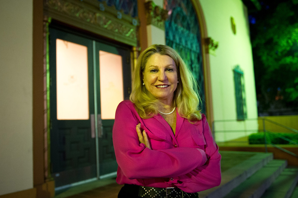 . Lois Lee has been helping teen prostitutes for 35 years as founder and president of Children of the Night in Van Nuys. Monday, March 17, 2014. (Photo by Michael Owen Baker/L.A. Daily News)