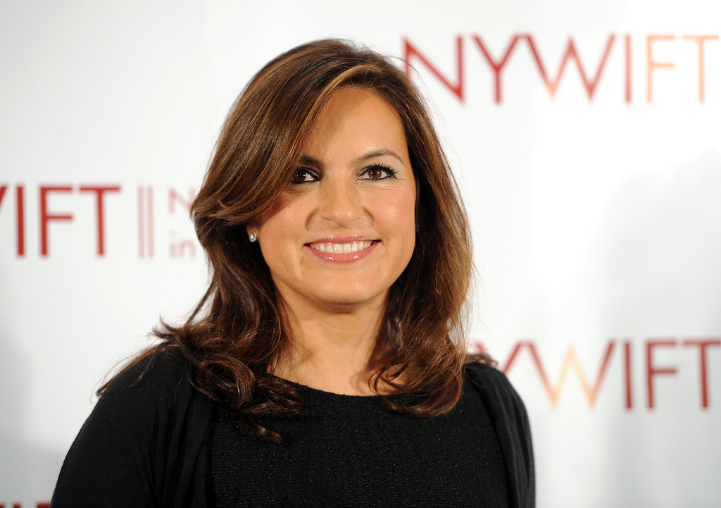 . Actress Mariska Hargitay honored at the New York Women in Film & Television 32nd Annual Muse Awards at the New York Hilton on Thursday Dec. 13, 2012 in New York. (Photo by Evan Agostini/Invision/AP)