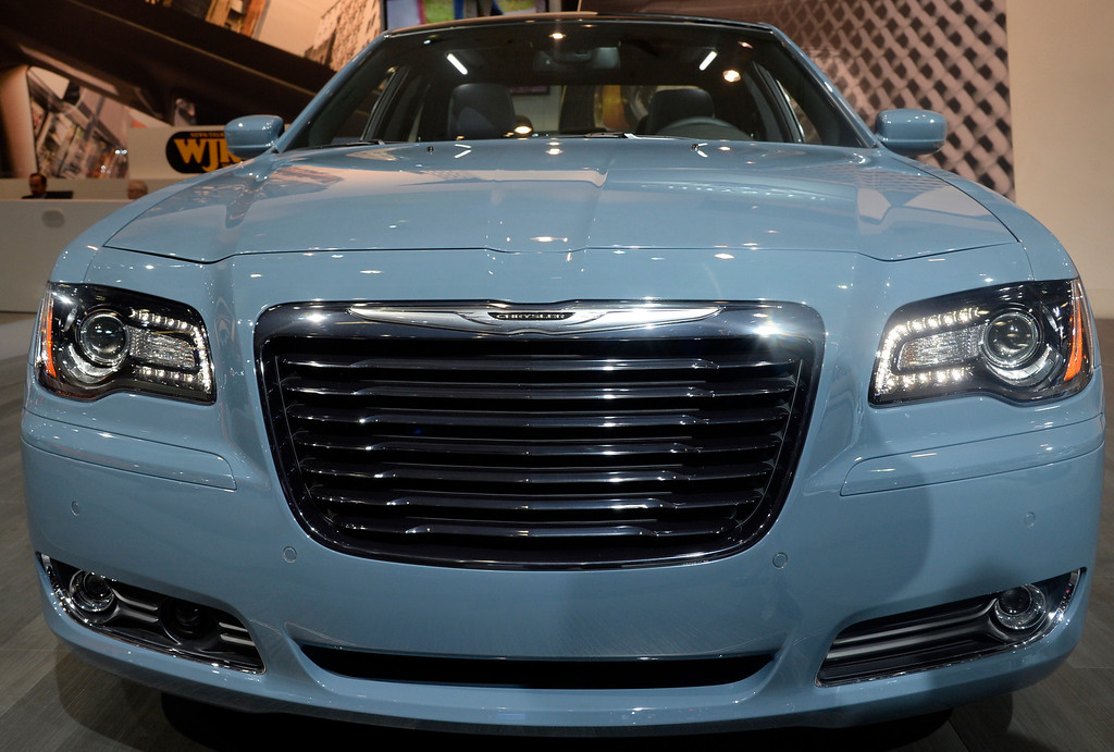 . Nov 22,2013 Los Angeles CA. The new 2014 Chrysler 300-S on displays during the 2nd media day at the Los Angeles Auto Show.The show opens today Friday and runs through Dec 1st. Photo by Gene Blevins/LA Daily News