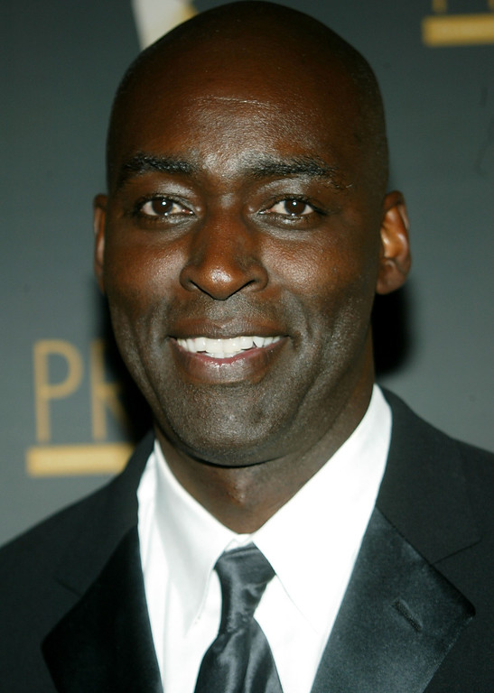 . Michael Jace arrives at the 9th Annual PRISM Awards at the Beverly Hills Hotel on April 28, 2005 in Beverly Hills, California.