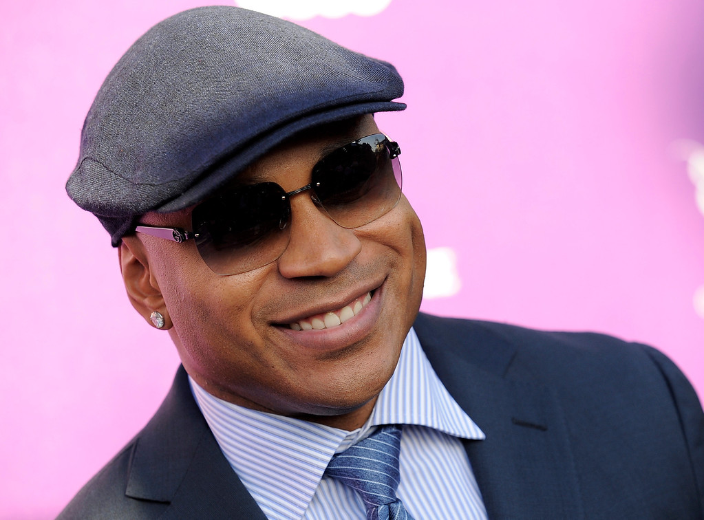 . Honoree LL Cool J poses at the 11th Annual Chrysalis Butterfly Ball on Saturday, June 9, 2012 in Los Angeles. (Photo by Chris Pizzello/Invision/AP)