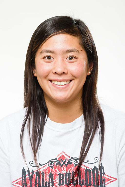 . Tribune all-area swimmer Ashley Tse, of Ayala, on May 22, 2013. (Staff photo by Watchara Phomicinda/ Los Angeles Media News Group)