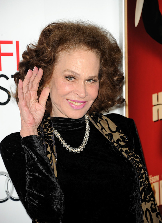 ". HOLLYWOOD, CA - NOVEMBER 01:  Actress Karen Black arrives at the premiere of ""Hitchcock\"" during AFI Fest 2012 presented by Audi at Grauman\'s Chinese Theatre on November 1, 2012 in Hollywood, California.  (Photo by Jason Merritt/Getty Images for AFI)"