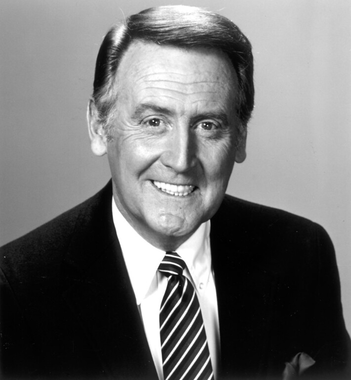 . Vin Scully in 1993.   L.A. Daily News file photo